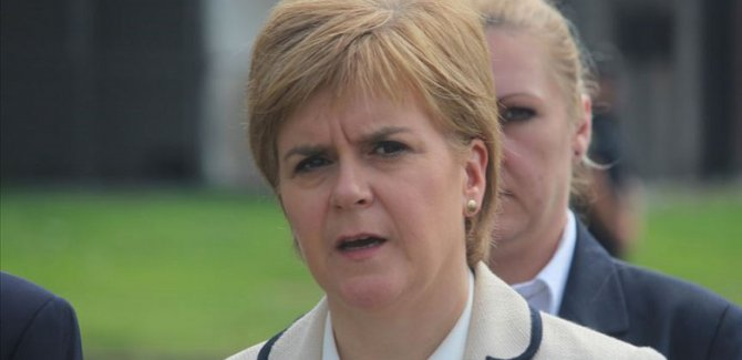 İskoçya'dan bağımsızlık talebi