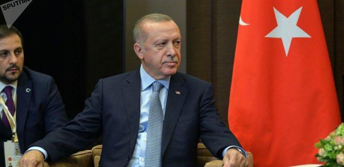 Erdoğan: Mektubu Götürüp Trump'a Göstereceğim