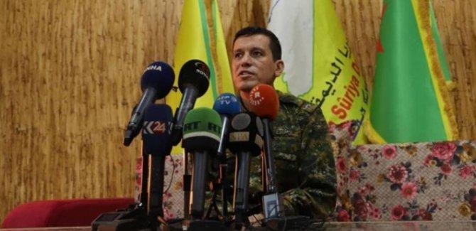 Mazlum Kobani: Güney Kürdistan yönetimine, özellikle de Başkan Barzani'ye teşekkür ediyorum