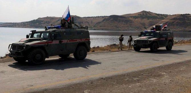 Rusya: 300 askeri polisi bölgeye sevk ettik
