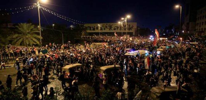 Sadr ile İran yanlısı Asaib Ehlilhak Hareketi çatıştı