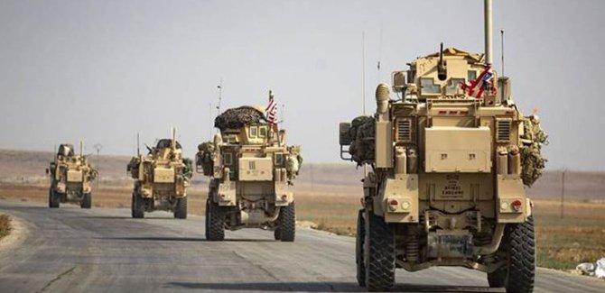 ABD askerleri Rojava'ya geri döndü