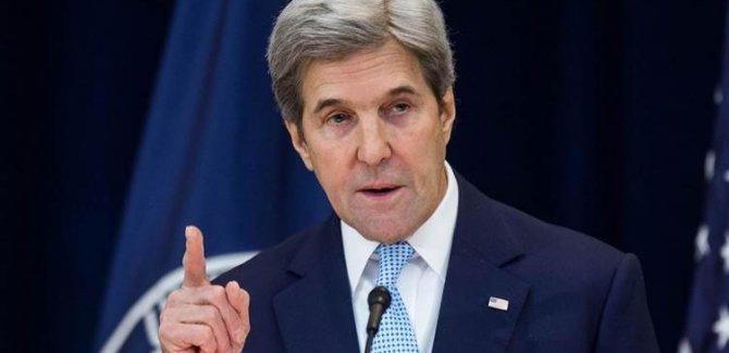 John Kerry: Trump Kürt müttefiklerine ihanet etti