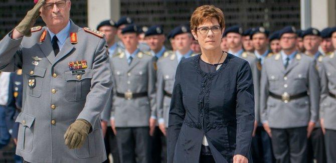 Almanya'nın 'güvenli bölge' teklifinin içeriği ortaya çıktı