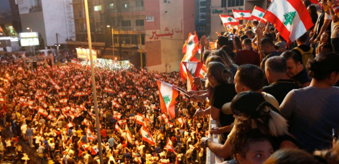 'Devrim adaletsizlik nedeniyle başladı'