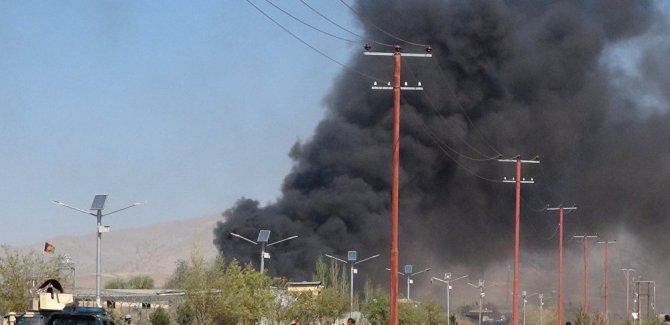 ABD askerlerine bombalı saldırı