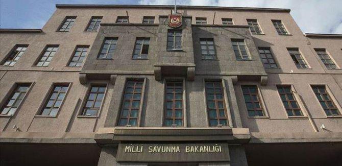 MSB'den Bağdadi açıklaması: Koordinasyonda bulunulmuştur