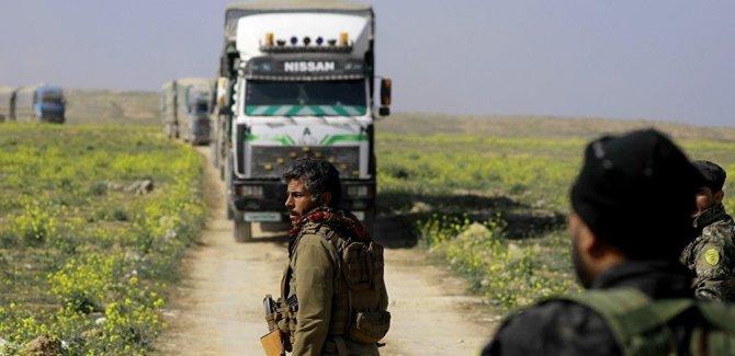 DSG Soçi mutabakatı çerçevesinde sınırdan çekilmeye başladı