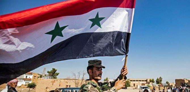 Suriye: DSG'nin sınırdan çekilmesini memnuniyetle karşılıyoruz