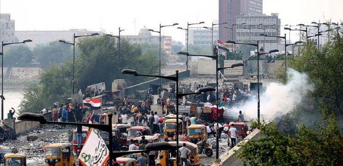 Başkentte sokağa çıkma yasağı ilan edildi