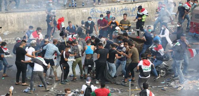 BM: Bu ay başından beri 229 gösterici öldü