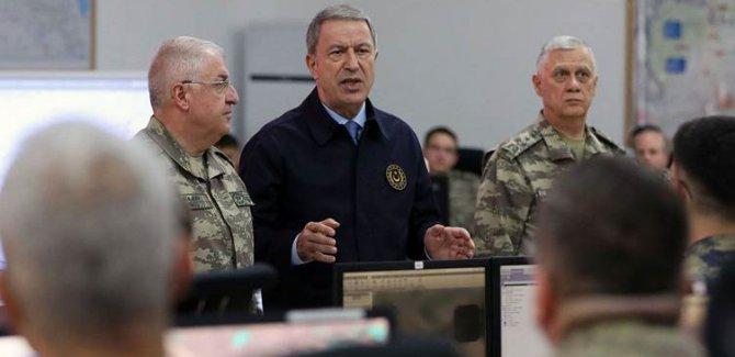 Akar:18 rejim askerinin Ruslara teslimi için görüşülüyor
