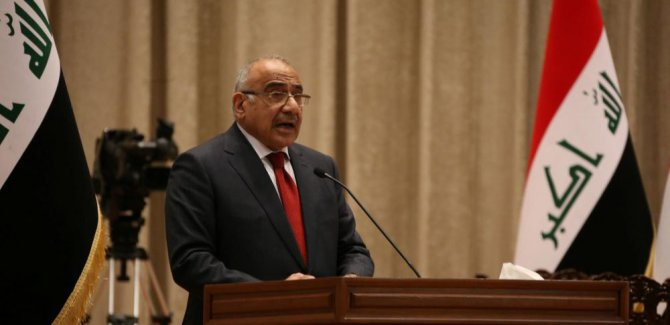 Abdulmehdi istifa etmeyi kabul etti