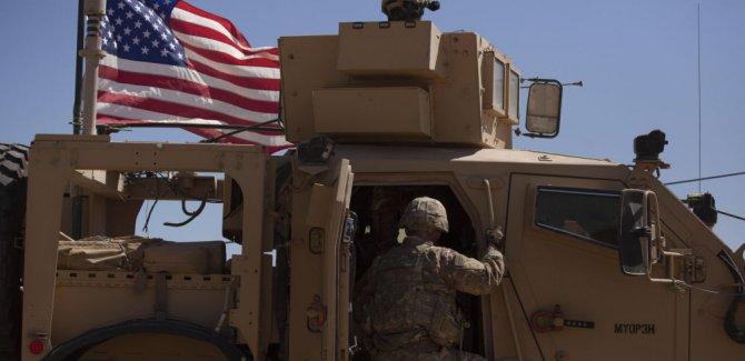ABD ve DSG Ortak Devriyeye Çıktı