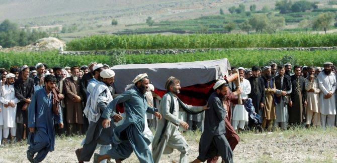 CIA  'Ölüm Mangaları' ile Afganistan'da savaş suçu işliyor