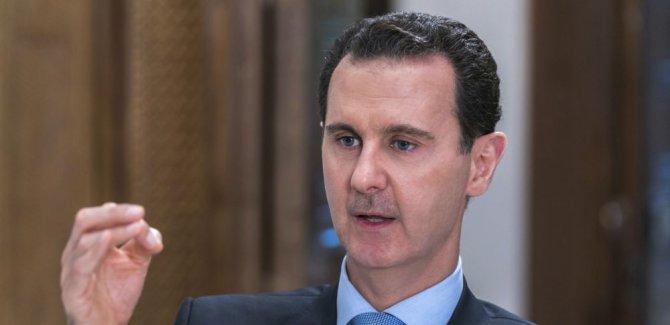 Esad'dan 'Erdoğan ile görüşme' açıklaması