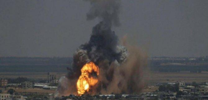 Hamas'a Ait Gözlem Noktalarına Terör Saldırısı