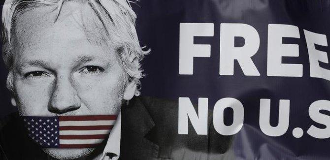 BM: Julian Assange hayati tehlike altında