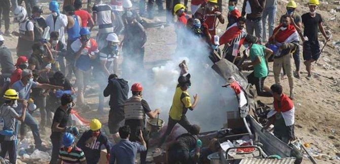 Irak'taki gösterilerde bilanço ağırlaşıyor: 250 ölü 11 bin yaralı