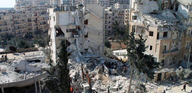 Rusya, İdlib'e hava saldırısı düzenledi