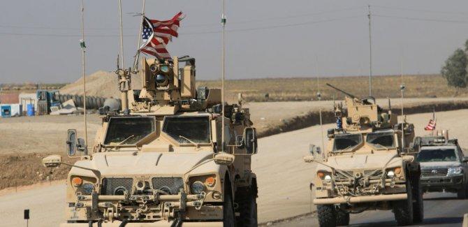 ABD, Suriye'de Türk yanlısı militanlar bize ateş açtı