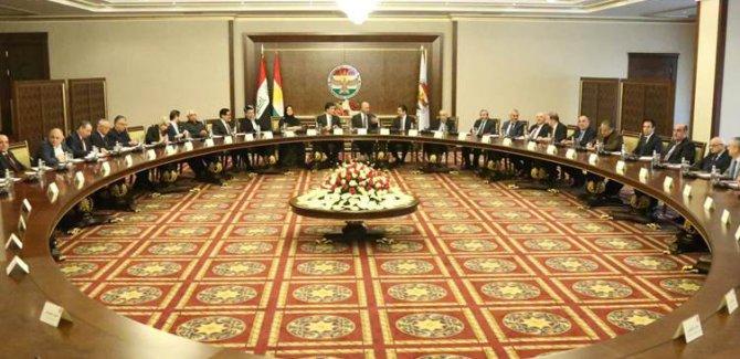 'Kürdistan Bölgesi'nin statüsü korunmalı'
