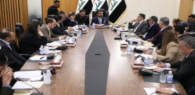 Irak Anayasasını yeniden düzenleme geçici heyetinden açıklama