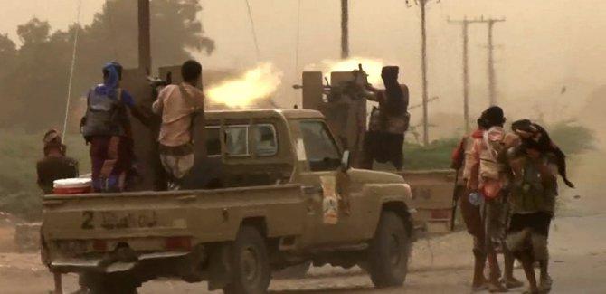 Ateşkes bölgesi Hudeyde'de şiddetli çatışma: 22 ölü