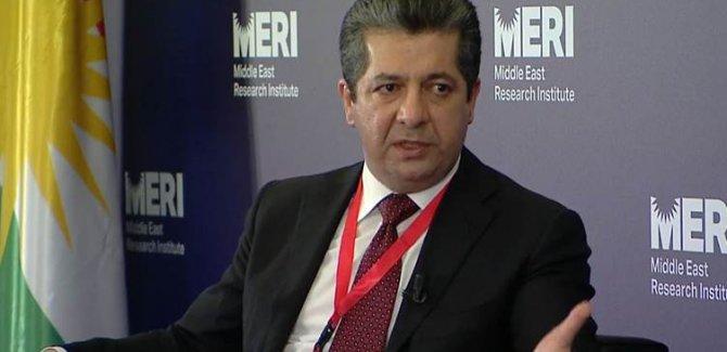 'Kürdistan halkına hizmet için göreve geldim'