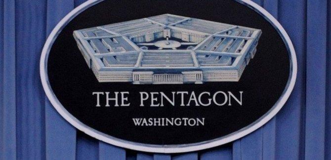 Pentagon: DSG'nin tampon bölgeden çekildiğini doğrulayamıyoruz