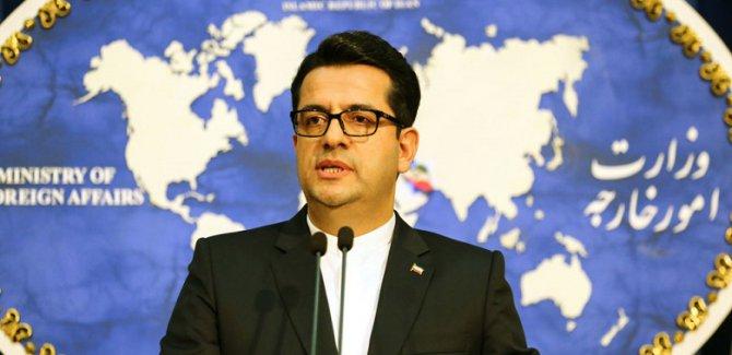 İran'dan ABD'ye Basra Körfezi tepkisi
