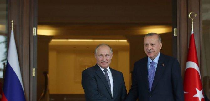 Kremlin'den Putin-Erdoğan görüşmesi açıklama