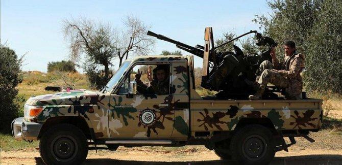 'Sudan, Hafter'e destek için bin asker gönderdi' iddiası