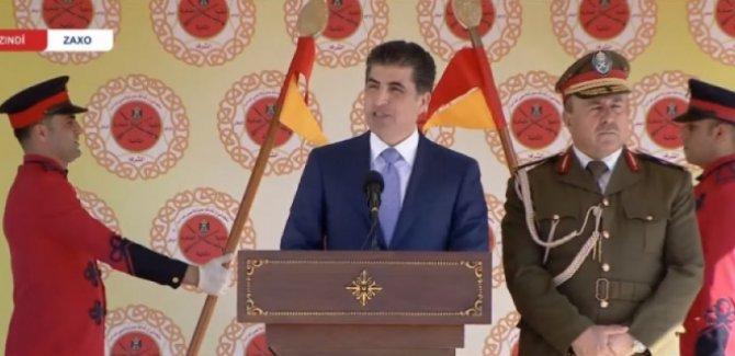 Neçirvan Barzani: Ulusal bir orduya ihtiyaç var
