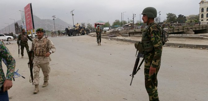 Afganistan'da bomba yüklü araçla saldırı: 7 ölü