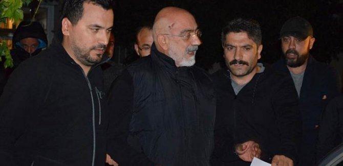 Ahmet Altan dîsa hat girtin