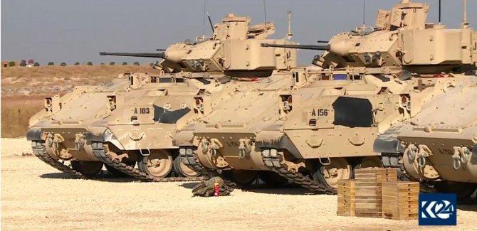 İşte ABD'nin Suriye'deki yeni askeri işgal üsleri