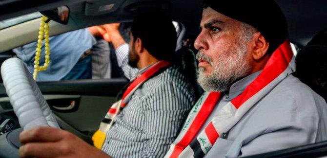 """Mukteda Sadr'dan """"genel grev"""" çağrısı"""