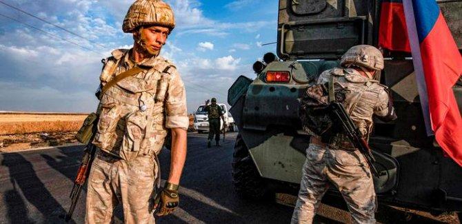 Rusya Kobani'deki ABD üssüne yerleşti