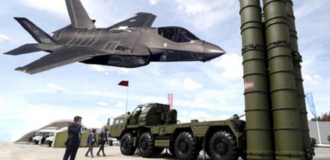 Ankara'dan S-400 ve F-35 açıklaması