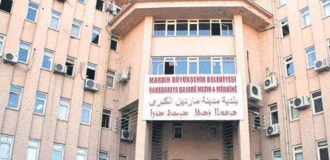Mardin'in 3 ilçe belediyesine daha kayyum atandı