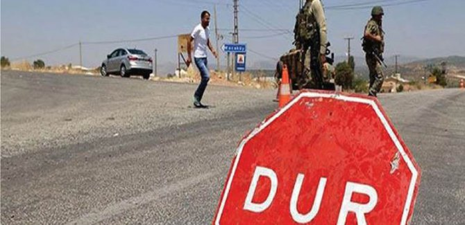 Mardin'de 30 gün yasak