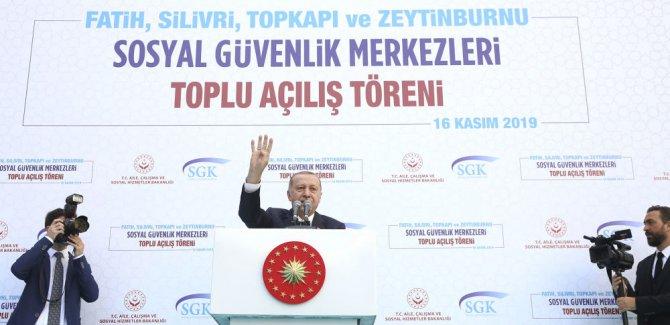 Erdoğan: Bizim başımıza bu erken emekliliği dolayanlar bedelini ödeyecek