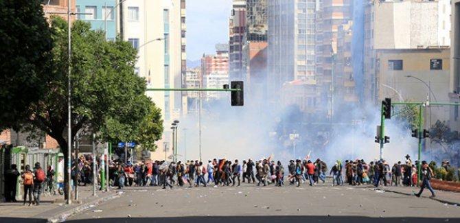 Bolivya'da şiddet olayları sürüyor: 23 ölü, 715 yaralı