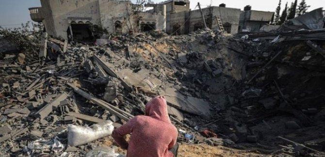 İsrail'in Saldırısının Gazze'ye Maliyeti 3,1 Milyon Dolar