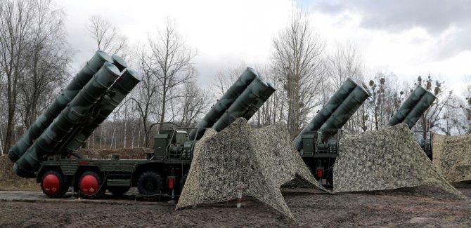 Rusya Irak'a S-400 satın almasını teklif etti