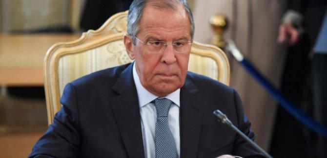 Lavrov: ABD dünyanın mimari yapısını ve stratejik istikrarını bozuyor