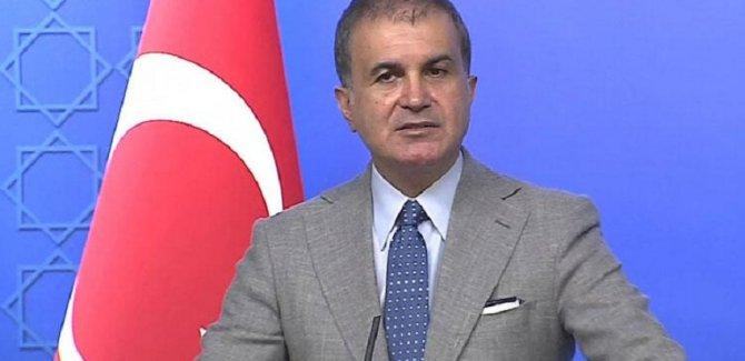 AK Parti'den  gündem ile ilgili açıklamalar