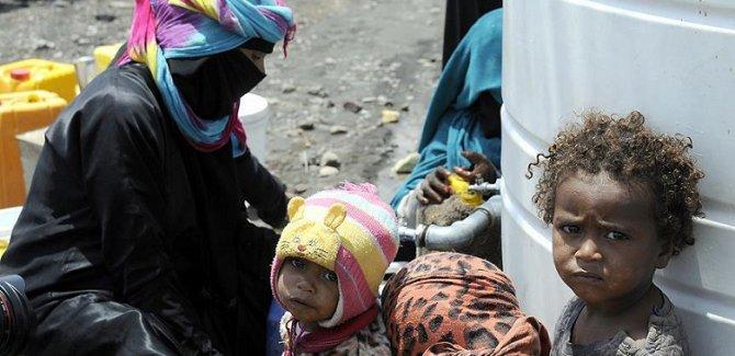 UNICEF: Yemen'de milyonlarca çocuk acil yardıma muhtaç