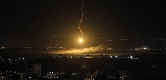 Rusya: İsrail'in Suriye'deki hava saldırısını kınıyoruz